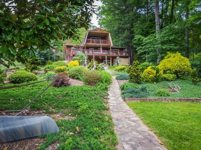 Photo for BEAUTIFUL FRONT LAKE PROPERTY