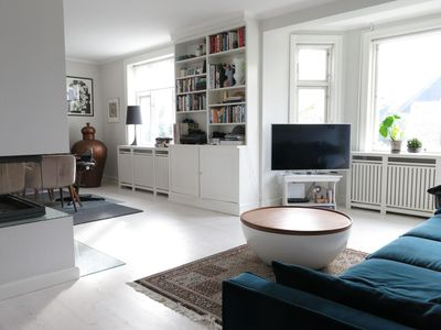 Photo for City Apartment in Copenhagen with 3 bedrooms sleeps 5