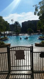 Photo for Wyndham Bonnet Creek - 2 Bedroom Deluxe - Spend Christmas at Disney!