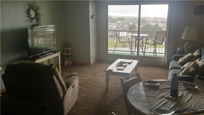Pet friendly ocean view condo 3rd floor