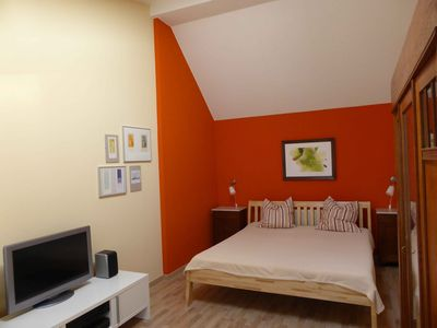 Photo for Vacation apartment in the classic city – here you will relax & live peacefully
