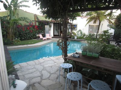 patio private dining and pool