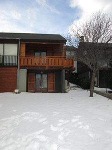 Photo for Pretty well equipped chalet, ski slopes, near the tennis courts and pool