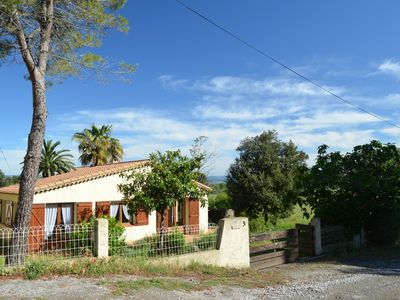 Photo for Perfect for families, quiet street, enclosed pool / tennis collective
