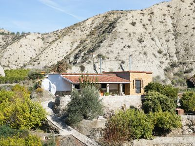Photo for Cottage with two caves at the foot of Sierra Nevada