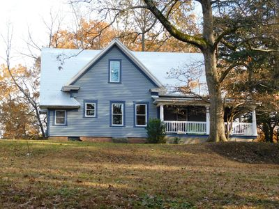 Modern living in a fully restored 1897 WF Smith home in the heart of Tryon, NC