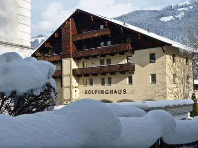 Photo for Apartment in the center of Kitzbuhel with Lift, Parking, Internet, Balcony (32657)