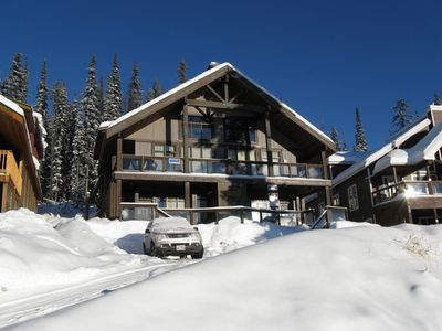 Photo for South Face B,Snowpines Estates, in Big White Sleeps 10