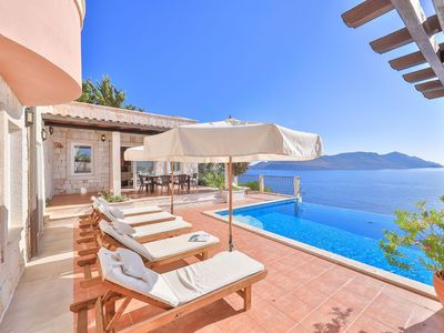 Photo for Villa Marilyn, Kas peninsula - island and sunset views
