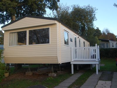 Photo for 3BR Caravan Vacation Rental in Poole, England