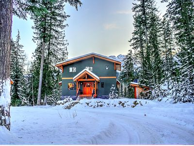 Photo for Begbie Snug: Upscale, Tranquil and Private Mountain Chalet