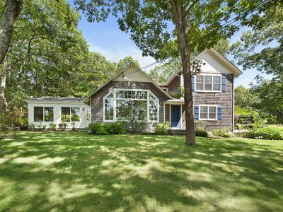 Photo for Airy, light-filled 4BR Sag Harbor Vacation Home