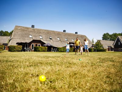 Photo for 4-person farmhouse in the holiday park Hof van Saksen - on the water/recreation lake
