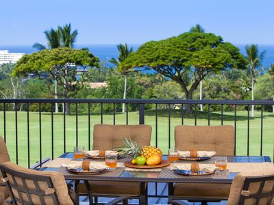 Photo for Kailua-Kona Condo w/Private Ocean-View Lanai!