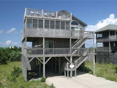 Photo for Markham's Place  OCEANVIEW in Avon w/Short walk to beach, Pets