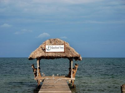 Photo for Coral Reef,  Large 2 Bed room Unit with wrap around deck overlooking the Sea
