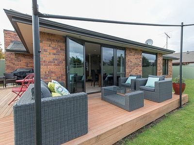 Photo for Modern Family Haven - Cromwell Holiday Home