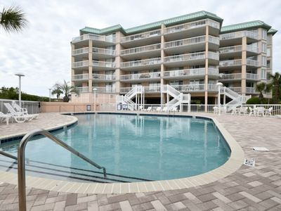 Photo for Oceanfront Condo in Litchfield by the Sea