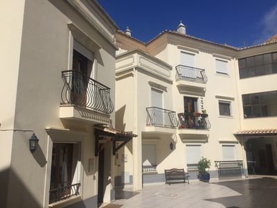 Photo for Lovely TOWNHOUSE in a private condominium, 5 minutes walk from the town centre.