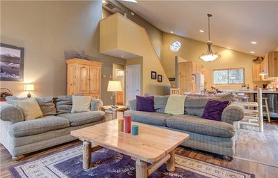 Photo for 7 Whistler - Warm, comfortable home on north end.