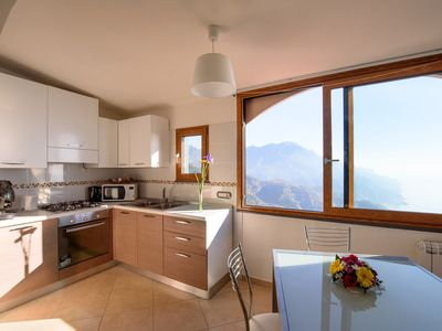 Photo for Holiday and sea view rooms in Ravello on the Amalfi Coast
