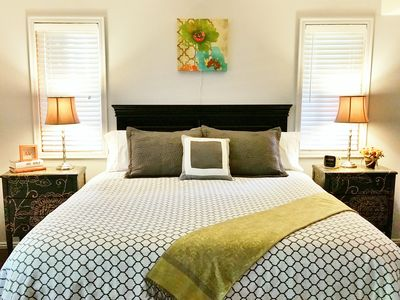 """""""The master suite was spacious and cool in hot weather."""" -- Dana W., *****"""