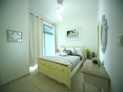 Photo for Luxury Authentic 2BR in Marina - Next to Metro