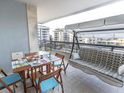 Photo for Holiday apartment Montesilvano for 4 persons with 2 bedrooms - Penthouse holiday apartment