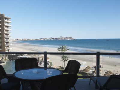 Photo for Ocean-Front 2 Br in Phase 1 w/ Phase 2 Finishes in Las Palomas & views
