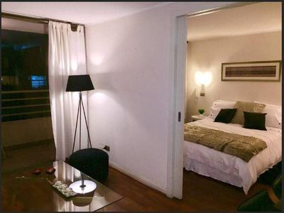 Photo for Cabaluna - Chic 1 Bedroom near Manquehue station