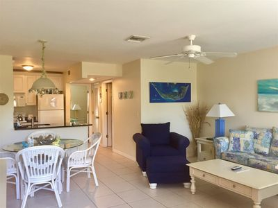 Photo for Sanibel Arms, A2 - Dock Side, 1 Bed/1 Bath
