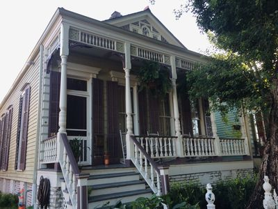 Photo for Historic Home steps to Jazz Fest
