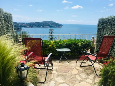 Photo for Holiday apartment Villefranche sur Mer for 1 - 2 persons - Holiday apartment