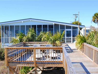 Photo for Vadni Ratsa: 5 BR / 3 BA house in Pawleys Island, Sleeps 11