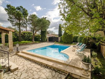 Photo for Villa with pool in South Ardèche
