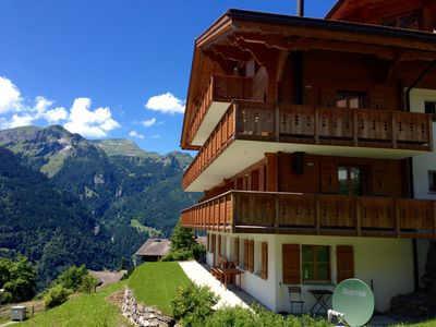 Photo for Stylish Holiday Home In Wengen