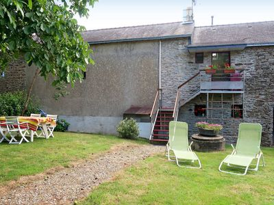 Photo for Vacation home Les Camélias  in Locoal - Mendon, Morbihan - 4 persons, 1 bedroom