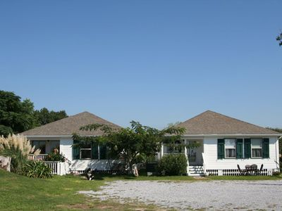Photo for Harbor View Cottages-Overlooking Historic  Harbor and Beach