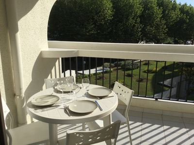 Photo for Nice Studio Flat for Rent (1 to 4 people) in La Grande Motte, Couchant