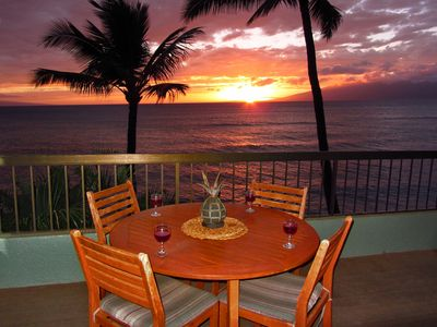 Spectacular Sunset View! Mai Tai's Please!!