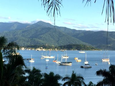 Photo for Great views on Paraty Bay & Marina