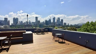 Photo for Potts Point Terrace Apartment with City Views