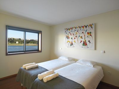 Photo for Deluxe Apartment with View to the River