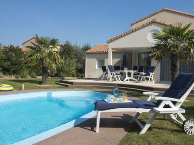 Photo for Villa Sophora 8 persons with private pool