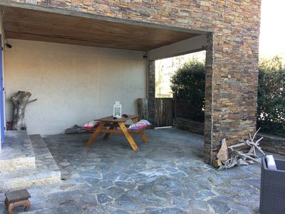 Photo for 2BR House Vacation Rental in patrimonio, Corse
