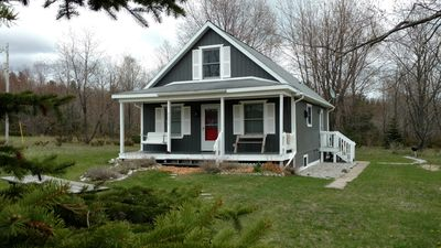Photo for Quiet and charming, views of historic Leelanau county, close to beaches