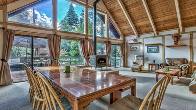 Photo for Access to Dollar Point Pool/Beach/Tennis and private Hottub, Close to Tahoe City
