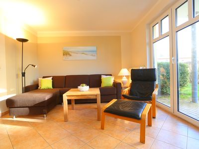 Photo for 2 room apartment on the ground floor, incl. WIRELESS INTERNET ACCESS,