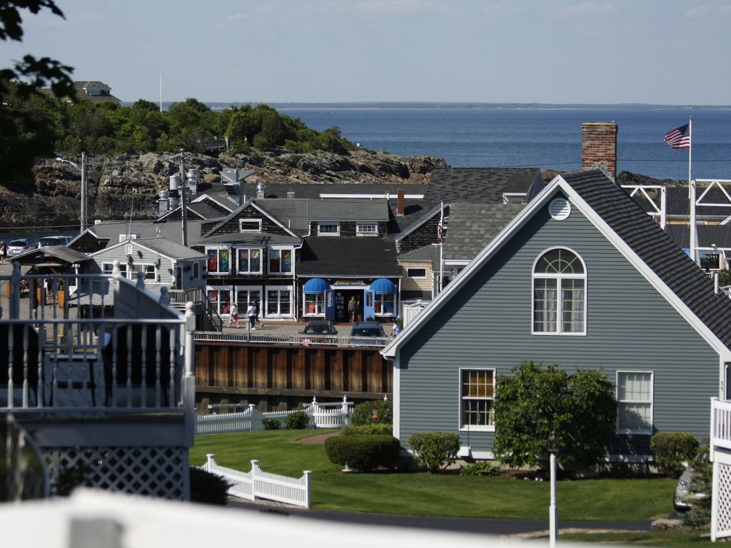 Charming Maine Cottage Ocean View Perkins Cove Ogunquit