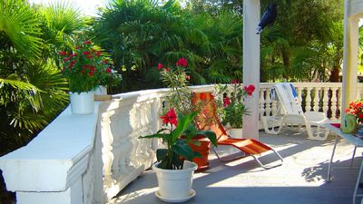 Photo for Apartment Palma Vabriga is located very centrally and close to the beach
